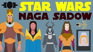 Star Wars Legends: Naga Sadow (Great Hyperspace War)