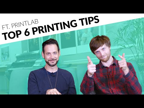 Top 6 Photo Printing Tips (with Printlab Chicago) | PHLEARN