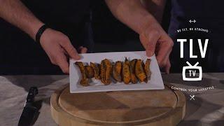 Goddelijke Zoete Aardappel Patatjes