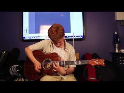 Tyler Morris- Tone Wood Amp UnPlugged Demonstration