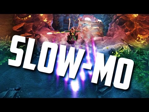 Vainglory - All Hero Abilities In Slow Motion