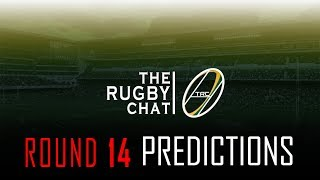 Super Rugby 2018 - Round 14 Predictions