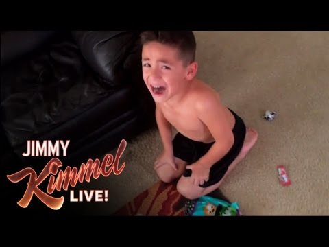 YouTube Challenge - I Told My Kids I Ate All Their Halloween Candy 2014