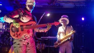 here come the mummies make it shake great version rams head on stage annapolis md sept 23rd 2016
