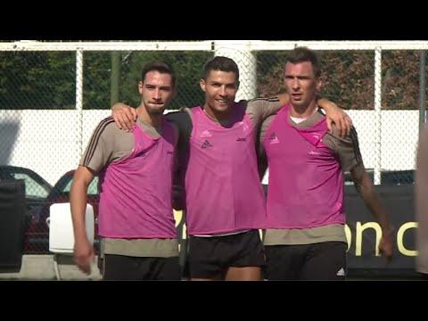 Juventus Cagliari Highlights Hoofoot