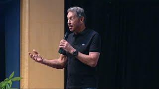 Larry Ellison Announces Oracle Soar to the Cloud
