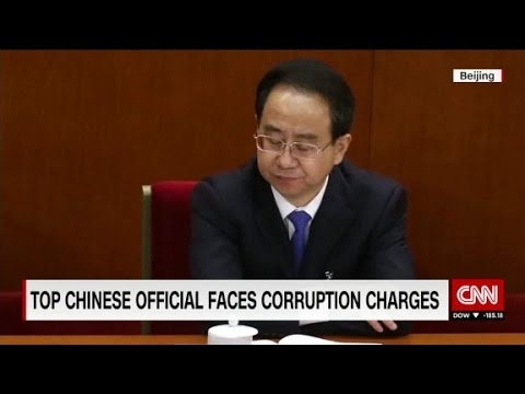 Anti-Corruption Campaign Underway in China