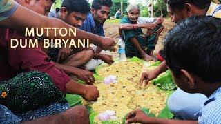 Mutton Dum Biryani By 106 Granny Mastanamma | Weekend Special |