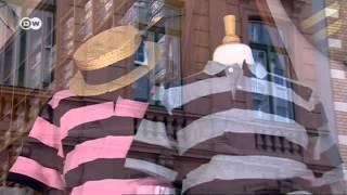 جون كروكيت، تصاميم أزياء بريطانية من كولونيا | صنع في ألمانيا