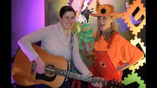 Alissa Coates at Jasper Hill Kids Music Series_Advance Promo