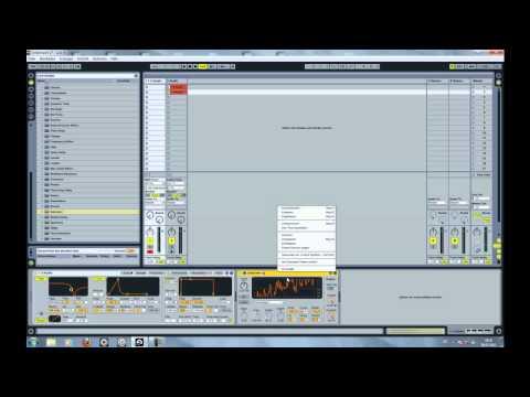 Ableton live der Sampler 2012