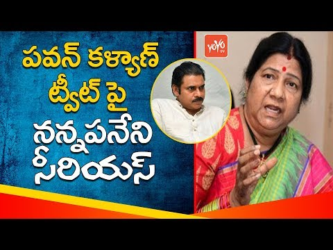 TDP Leader Nannapaneni Rajakumari Serious on Pawan Kalyan Tweets | Dalit Women Incident | YOYO TV