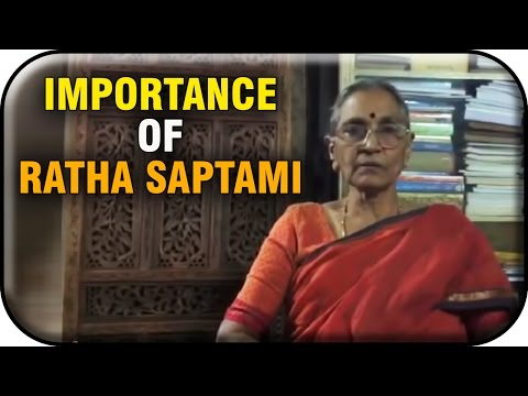 How to Prepare Payasam on Rathasaptami   Ratha Saptami Special   Dr Ananta Lakshmi