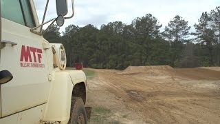 The TF in Training Facility? Yeah, that started here. Millsaps' Tra...