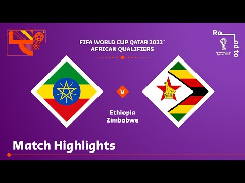 Ethiopia Zimbabwe Goals And Highlights