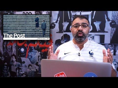 The Post بالعربي | فيلم جامد Trailer Reaction