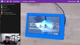 3D Hangouts – Mini PC, Flexion Extruder And Ninjaflex