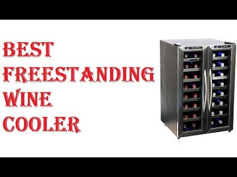 Best Freestanding Wine Cooler 2018