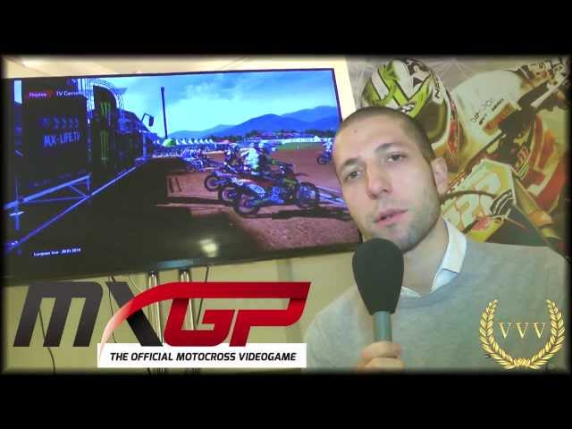 MXGP The Game - Developer Interview HD Version
