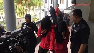 Four girls charged with sexually assaulting fellow inmate