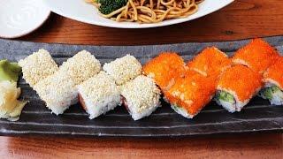Uzakdoğu Mutfağı'nda Tercihlerim - Öğle Yemeğinde Sushico'daydım | VLOG 4