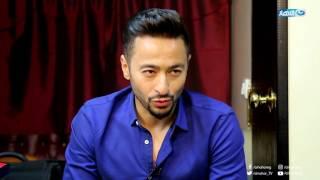 طاقة القدر - حماده هلال يوجه رسالة لجمهوره على قناة النهار Video