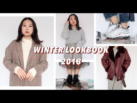 WINTER LOOK BOOK 2018 | Fashion Haul (feat. Favorite Winter Coats)