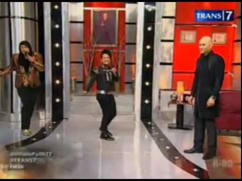 Ivan gunawan & Ruben onsu [ Hitam putih ] 17-1-2012 # b