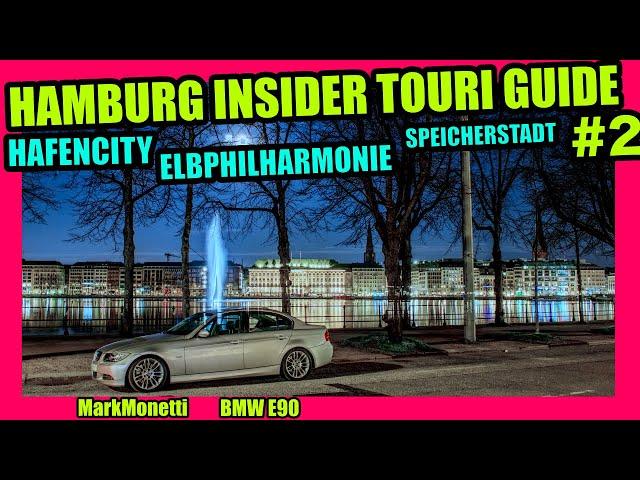 Hamburg's Insider Touri Guide Teil 2 | Speicherstadt, Elbphilharmonie  & HafenCity | MarkMonetti