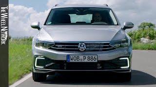 2020 Volkswagen Passat Variant GTE | Driving, Interior, Exterior