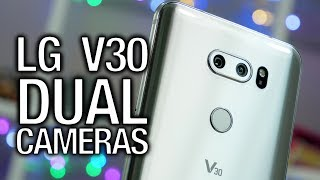 LG V30 Dual Cameras  The Best Phone for Vlogging, Youtube, and Content Creation