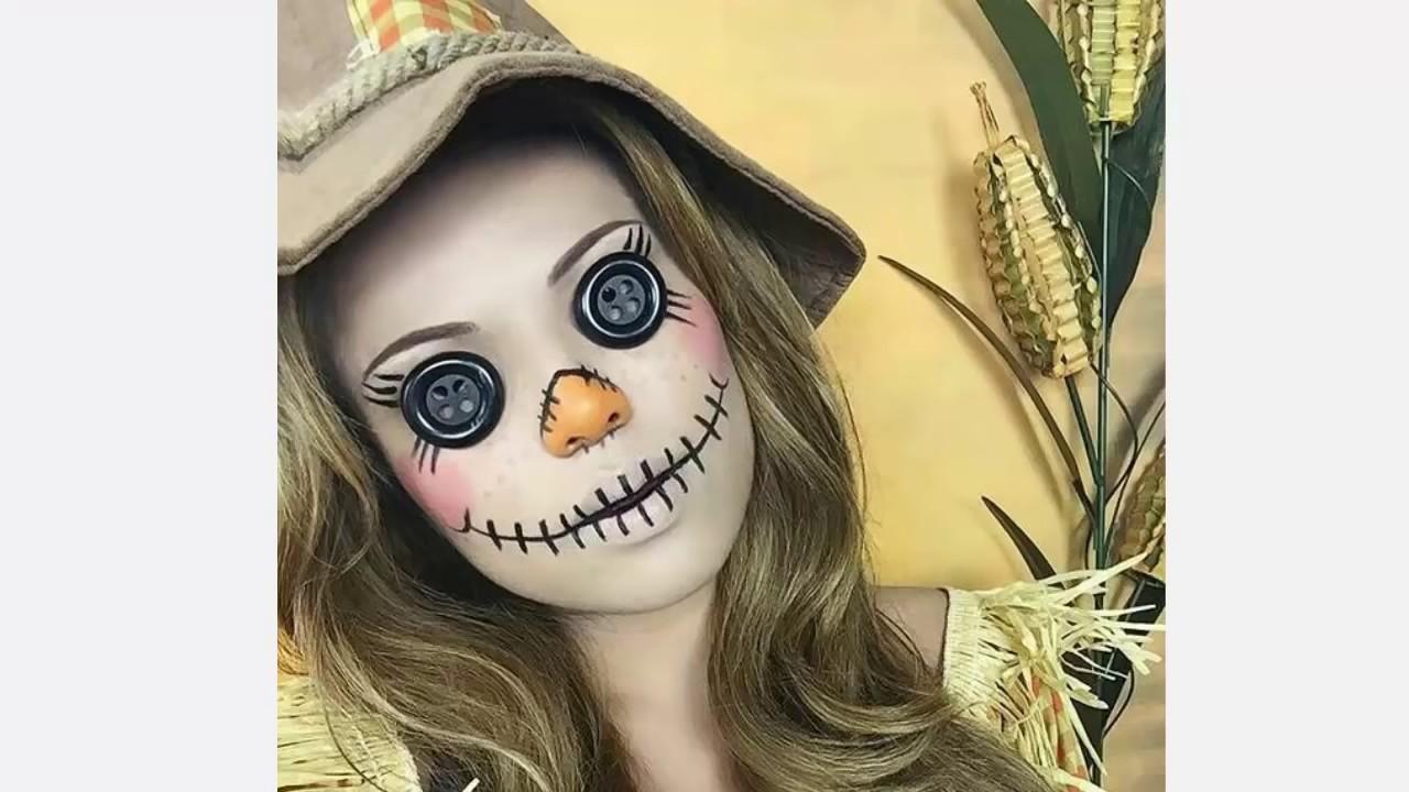 Disfraces de halloween para mujeres 2016 ideas de Maquillaje para ninas halloween