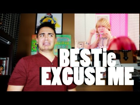 BESTie - Excuse Me MV Reaction [LEGS DOE]