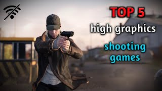 Top 10 android shooting games 2018 | updated list games you must try