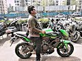 Kawasaki Z650 or Versys 650 ..Which one would you go for? TEST RIDE AND FIRST IMPRESSION....(REVIEW)