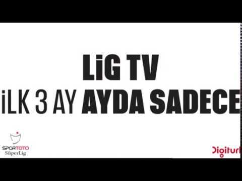 Digitürk Lig TV İndirimli Paketleri