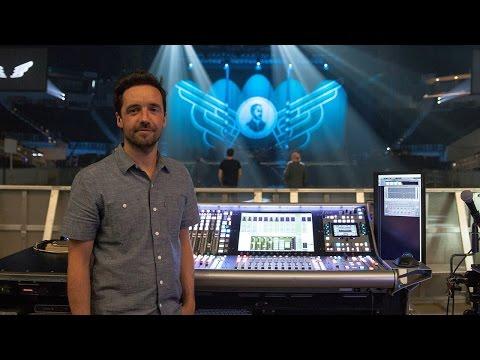 Chris Pollard: FOH Engineer for Mumford & Sons