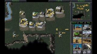 Command & Conquer - Destroy the Bastard (GDI Mission 15)