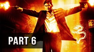 Stranglehold Walkthrough Part 6 - Let's Play PS3 XBOX PC Gameplay