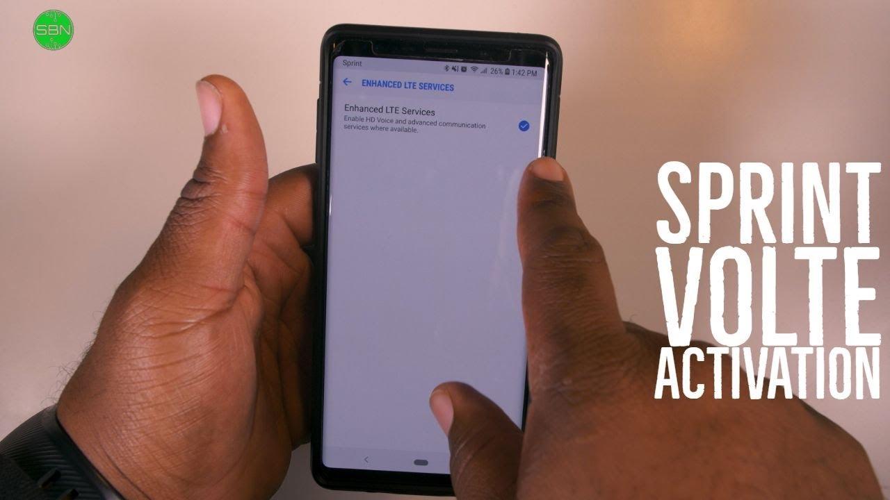 Sprint VoLTE Activation: Sprint Customers MUST WATCH!!