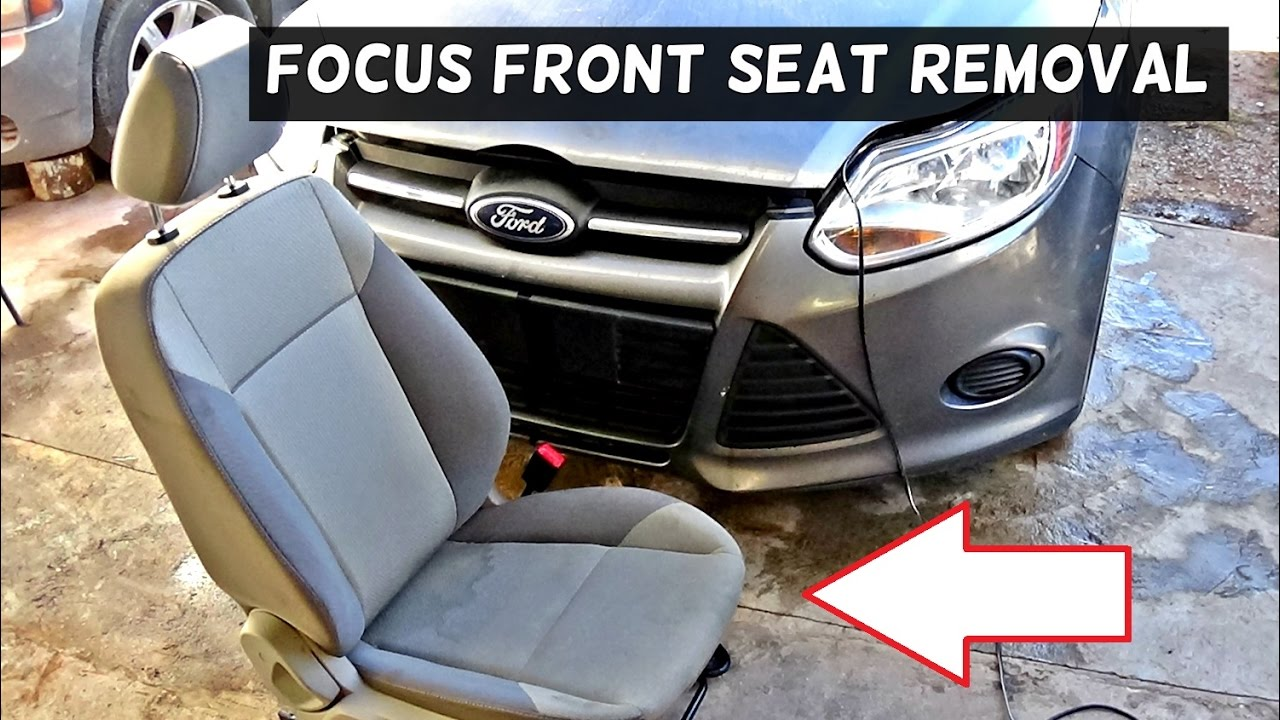 ford fusion seat belt wiring diagram ford focus mk3 front seat removal 2012 2013 2014 2015 2016 youtube  ford focus mk3 front seat removal 2012