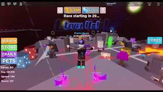 Roblox Velocidad de las leyendas hacks