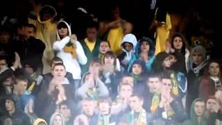 видео: Трибуна ЮГ после окончания Кубань-Валенсия