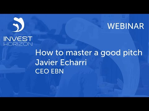 How to master a good pitch?
