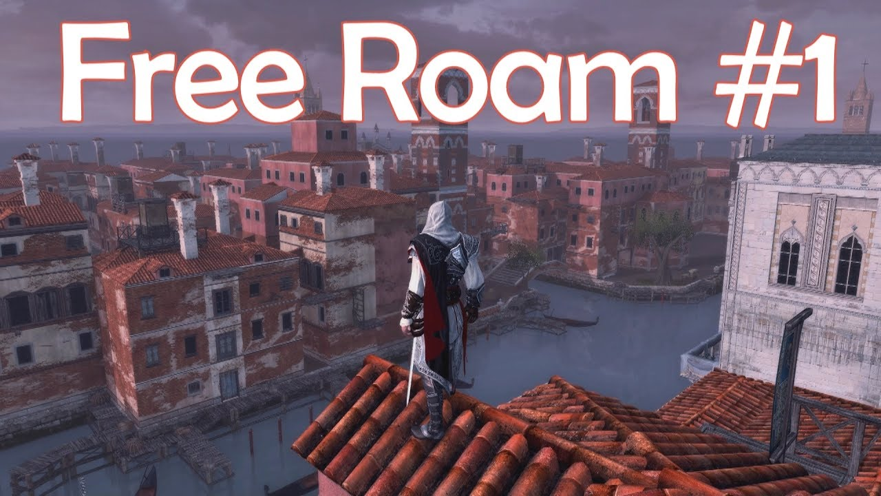 Ps4 Assassin S Creed Ii Venice Free Roam 1 Youtube