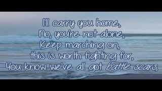 Paradise Fears - Battle Scars (lyrics)
