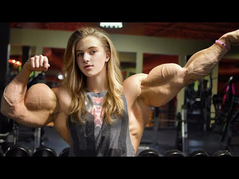 POWERLIFTER, COLLEEN, PHYSIC