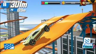 Hot Wheels Race Off / Hot Wheels Racing Games / Android Gameplay Video / Hot Wheels Cars #4