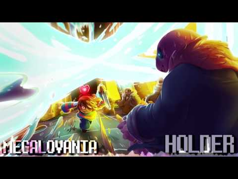 Undertale RemixedMegalovania Holder Remix Sans ThemeGameChops
