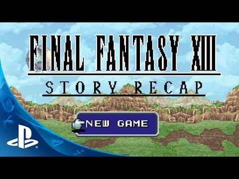 Lightning Returns: Final Fantasy XIII - Retro-spective Trailer